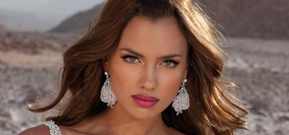 Ирина Шейк эксклюзивно для Luxury