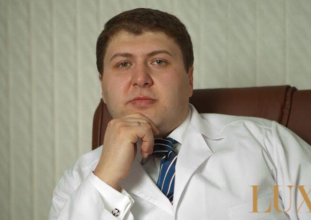 "Тhe Head of ""Aptos-Pro"" Company: Erik Azizyan"