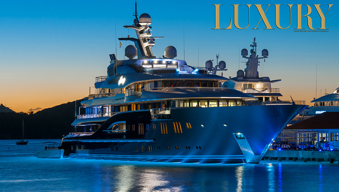 Luxury motor yacht Solandge - Photo by Klaus Jordan copy