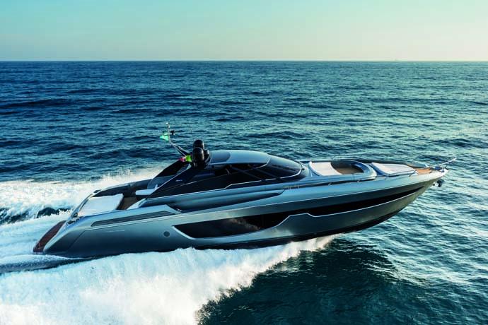 La Spezia, Italy - 28 June 2016 - Riva Yachts The New Riva Bahamas 76 Ph: Guido Cantini / SeaSee.com