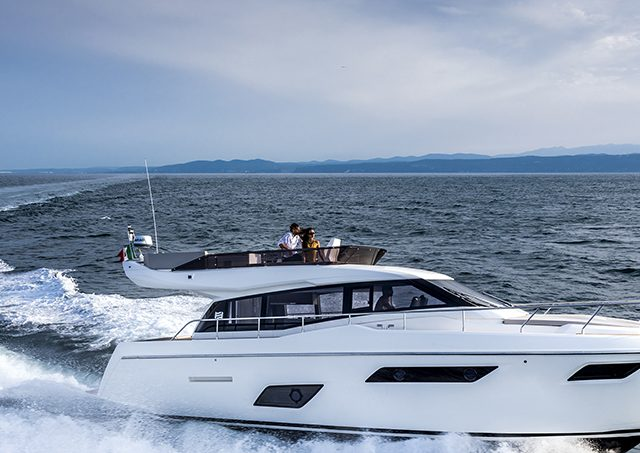 Ferretti Group at The Cannes Yachting Festival