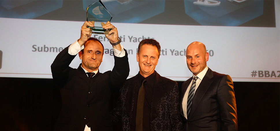 Ferretti Group's New Achievements