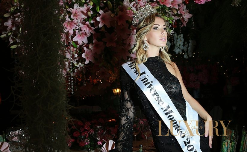 Mrs Universe France Monaco 2017. Presentation of the Queens