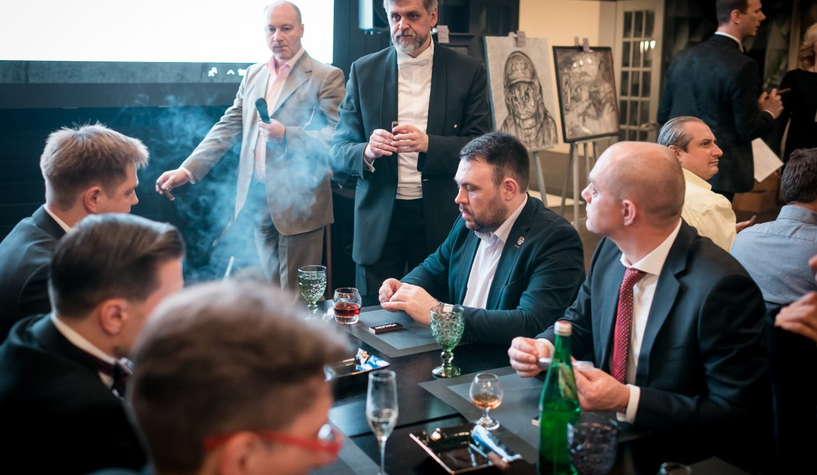 Cigar Tournament: Reviving the Golden Age of Russian Cigars