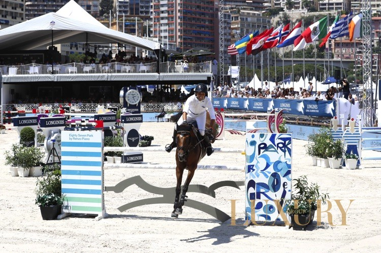 2018 – 13rd Edition of the Jumping International of Monte Carlo