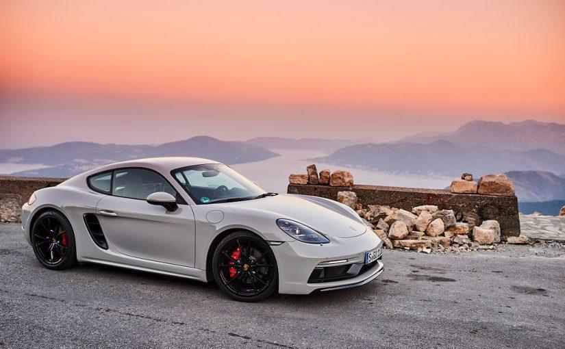Porsche Lifestyle Driving Event
