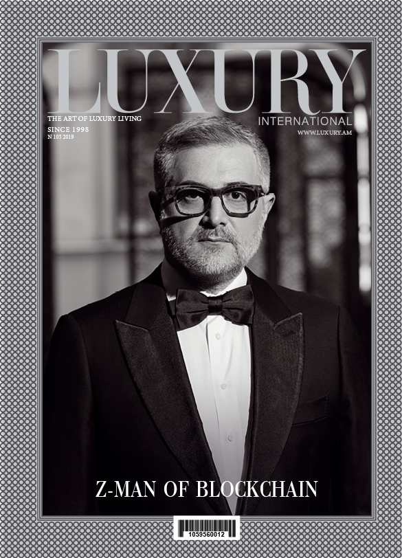 LUXURY INTERNATIONAL MAGAZINE