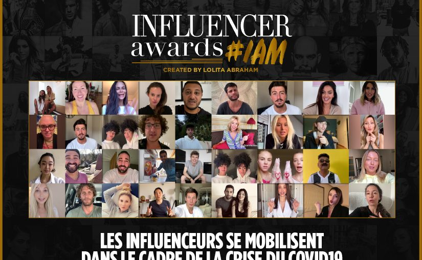 INFLUENCER AWARDS #IAM