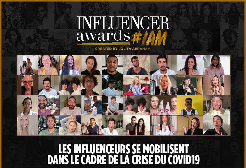 INFLUENCER AWARDS #IAM