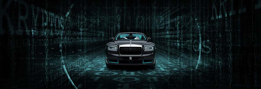 THE LIMITED BESPOKE COLLECTIONS OF THE ROLLS-ROYCE CARS