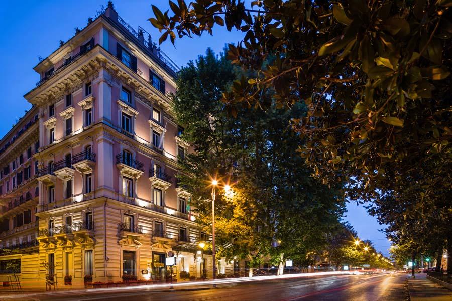 BAGLIONI HOTEL REGINA – ROME