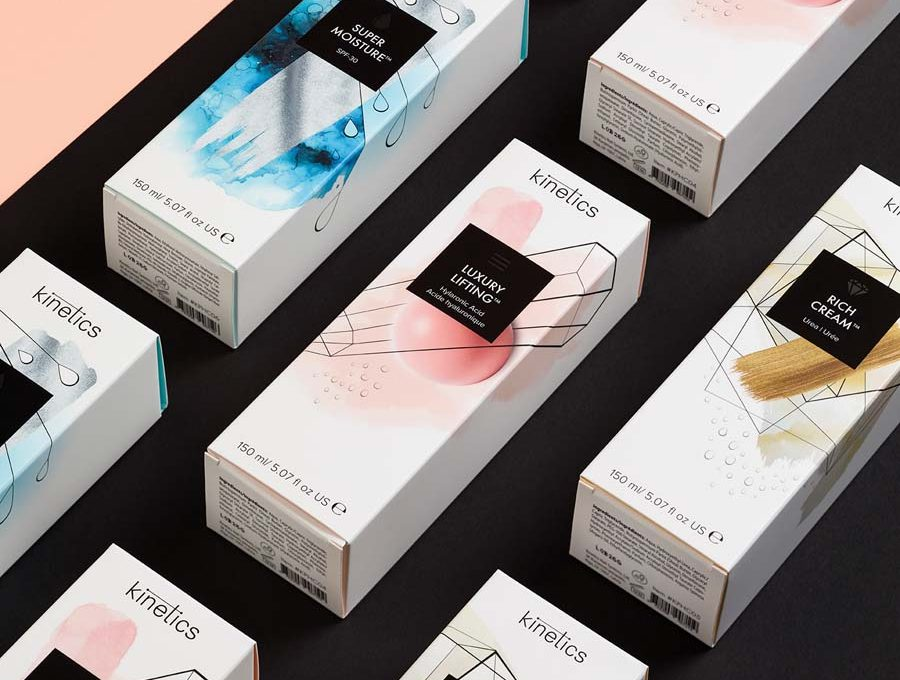 THE RENASCENT NAIL POLISH FALL COLLECTION & PROFESSIONAL HAND CREAMS FROM KINETICS