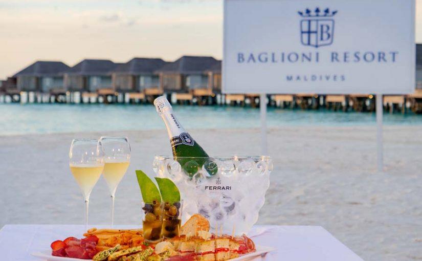 BAGLIONI RESORT MALDIVES: THE NEW GOURMET MENU