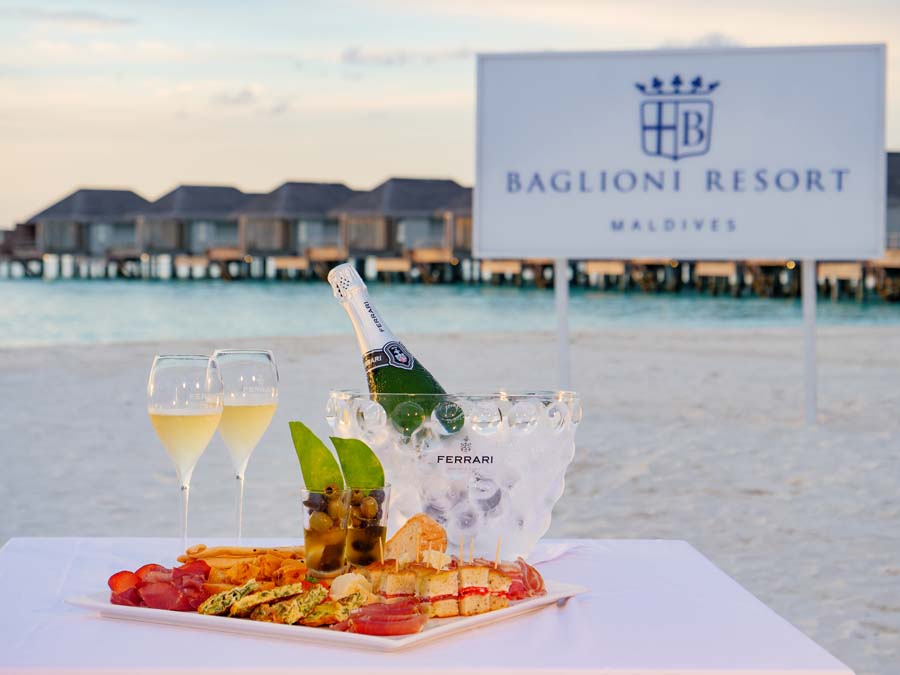 BAGLIONI RESORT MALDIVES: THE NEW GOURMET MENU