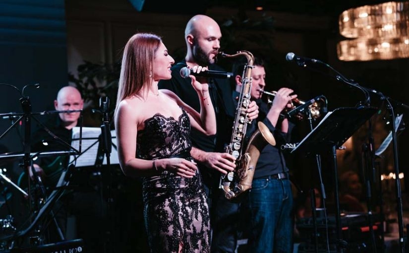 ALL THIS JAZZ: SPRING CONCERTS AT MODUS