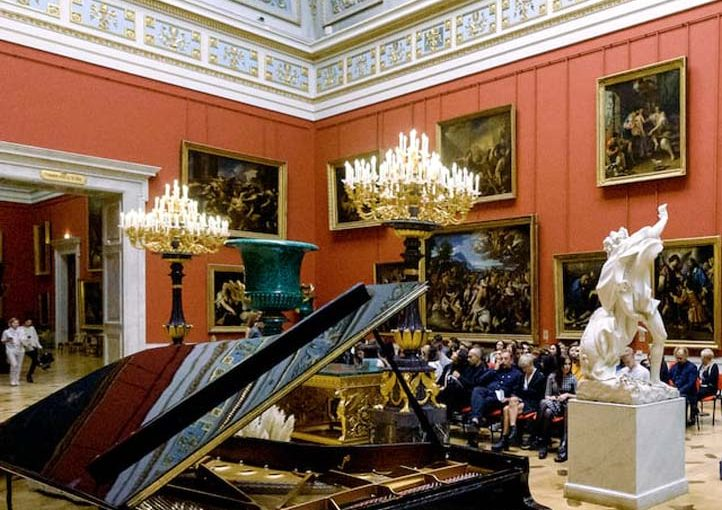 GRAND HOTEL EUROPE, A BELMOND HOTEL, ST PETERSBURG INVITES YOU TO SUMMER FESTIVAL «PIANISSIMO» IN THE HERMITAGE