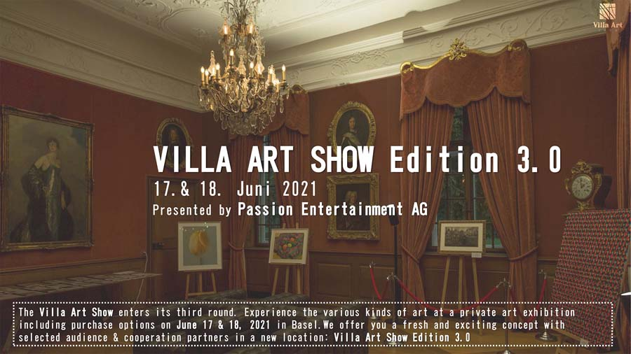 VILLA ART SHOW